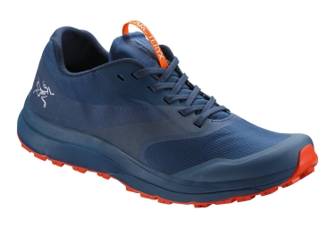 Arcteryx Norvan LD Trail Schuhe Blau Orange
