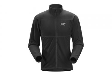 Veste polaire arcteryx delta lt noir s