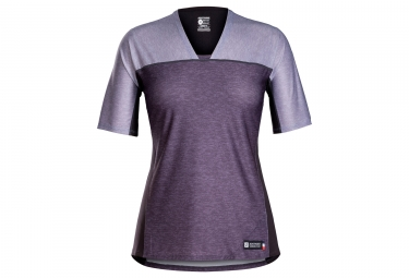 BONTRAGER Shirt Bontrager Tario Tech T-shirt Anthracite