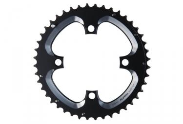 Plateau vtt truvativ s1 104mm al5 3x10 vitesses noir 44