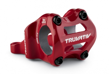 potence truvativ holzfeller direct mount boxxer 1 1 2 rouge 40