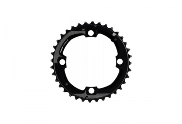 Plateau vtt sram 34t 104mm al5 2x10 vitesses medium pin noir
