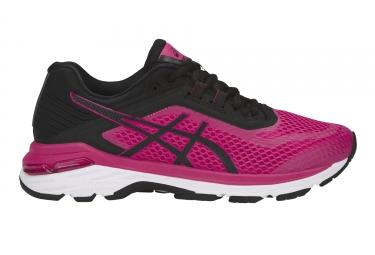 Chaussures running femme asics gt 2000 6 rose 38