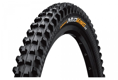 Pneu Continental Mud King 27.5'' Tubetype Rigide Apex BlackChili