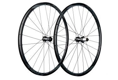 Paire de roues fsa k force light carbon 29 xd 6 trous 15 x 100 12 x 142 mm