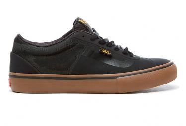 Chaussures vans rapidweld pro spitfire gum noires 41