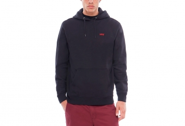 Sweat a capuche vans sketch tape noir s