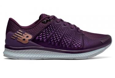 Paire de chaussures new balance fuelcell violet femme 38