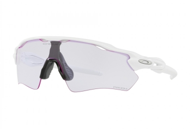 Gafas Oakley Radar EV Path white pink Prizm Ruby