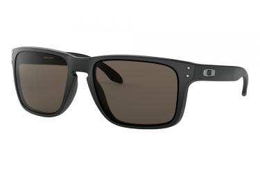 Lunettes Oakley Holbrook XL Noir - Warm Grey OO9417-0159