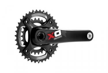 pedalier sram x0 gxp 42 28 gxp 10 vitesses rouge 175