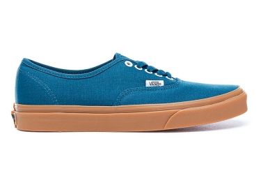 Chaussures vans authentic reflecting bleues 41
