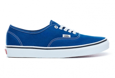Chaussures vans authentic bleues 45