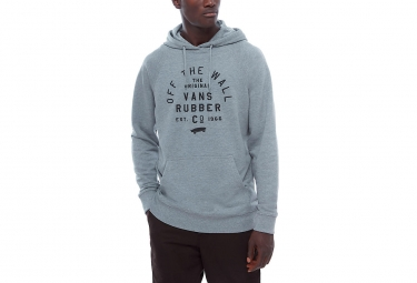 Pull over vans stacked rubber gris xl