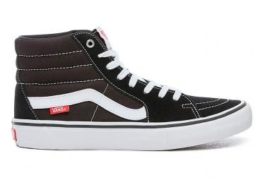 Chaussures VANS Sk8-HI Pro Noires/Blanches