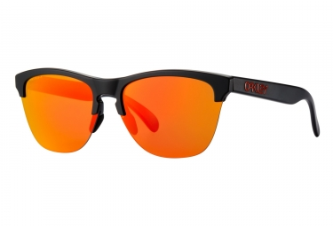 OAKLEY Sunglasses Frogskins Lite Black - PRIZM Ruby OO9374-0463