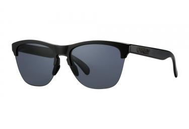 OAKLEY Sunglasses Frogskins Lite Black - Grey OO9374-0163