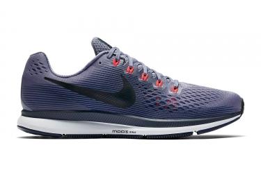 Nike air zoom pegasus 34 bleu gris homme 42 1 2