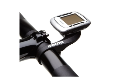 Support GPS Garmin Sram QuickView 31.8mm Noir