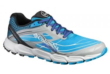 Chaussures de Running Femme Columbia Caldorado Bleu