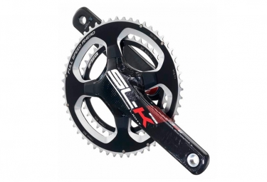 Pedalier fsa sl k light abs evo bb386 52 36 11v noir rouge 170