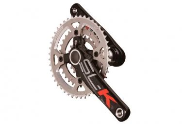 FSA Crankset SL-K BB30 42/32/24 10s Black/Red