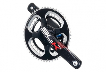 Pedalier route fsa sl k light abs 386evo 53 39 11v noir rouge 170