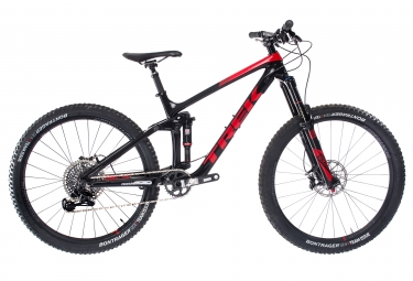 produit reconditionne vtt tout suspendu trek remedy 9 9 race shop limited sram x01 e