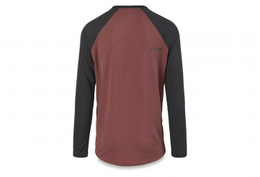 Dakine Dropout Long Sleeves Jersey Andorra Red