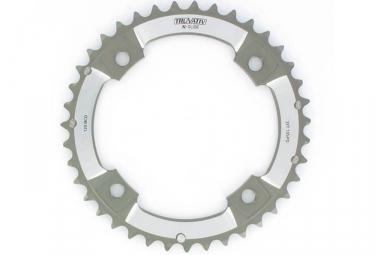 plateau truvativ xx s1 120mm al6 c pin pour pedalier cannondale 39
