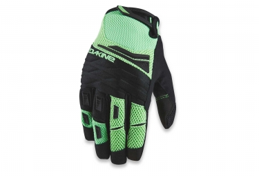 Gants dakine cross x summer vert m