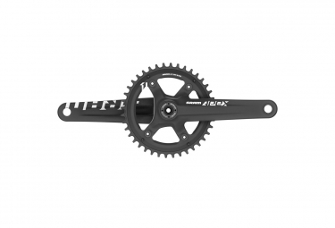 Pedalier sram apex 1 gxp 42 dents noir 172 5