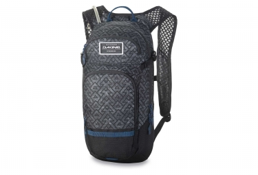 Sac d hydratation dakine session 12l stacked gris 12