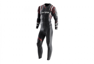 ORCA Sonar Wetsuit Black Red