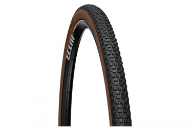 Pneu cyclocross wtb cross boss 700 mm tubeless ust souple tcs light flancs beiges 35