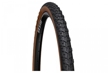 WTB Nano 700 mm Cyclocross Tire Tubeless UST Folding TCS Light Fast Rolling Tan Sidewalls
