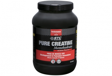STC Nutrition - Creatine Monohydrate - 1 kg