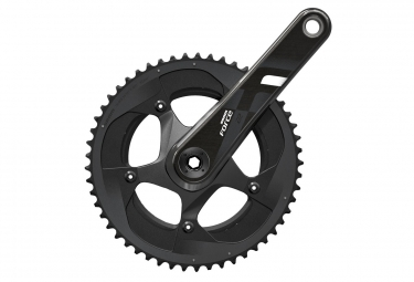 Sram FORCE 22 Crankset BB386 50-34T 11 Speed Black