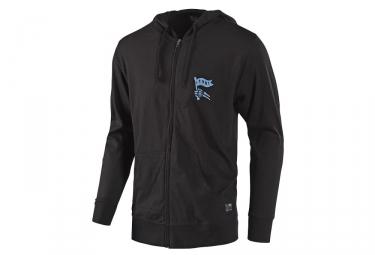 Veste a capuche troy lee design victory noir xl