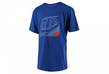 Troy Lee Designs Precision Youth T-Shirt Blue