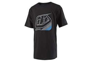 Troy Lee Designs Precision Youth T-Shirt Black Blue