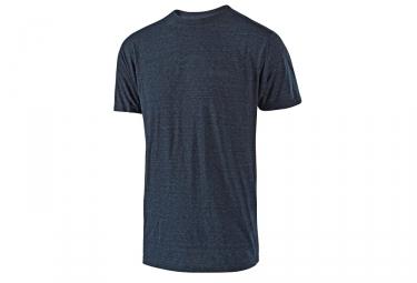 T shirt troy lee designs linear bleu s