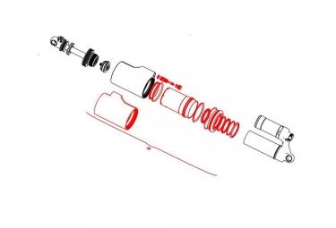 Kit Air Can Rockshox 222x70/229x70 - Vivid Air (2011-2013)