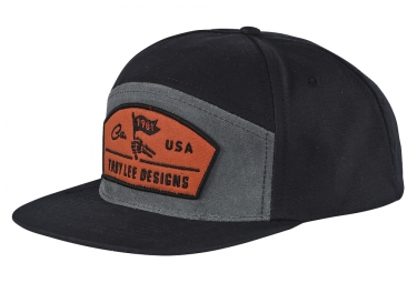 casquette troy lee design finish line noir