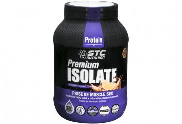 STC Nutrition - Premium Isolate ex ISOPRO-WPI - Frasco de 750 g - Cola-Lemon