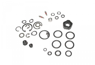 Kit service u turn air rockshox reba pike revelation