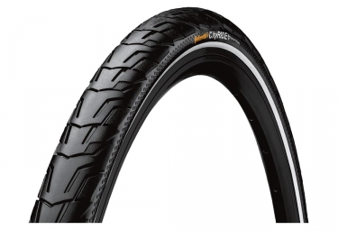 Pneu continental city ride 700 mm tubetype rigide puncture protection e bike e25 47 mm