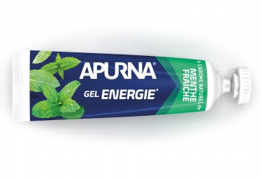 APURNA Gel Energie 2h d'efforts Mint 35g
