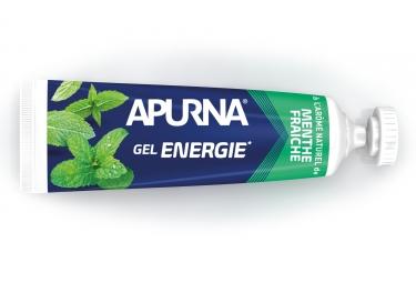 Gel Energetique APURNA moins de 2h d'efforts Menthe Fraiche 35g