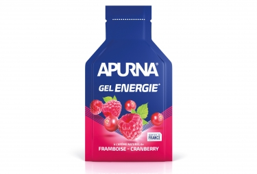 APURNA Gel Energie 2h d'efforts Rasberry 35g
